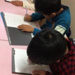 Step2の子どもたちの解答(タケノコ)