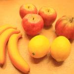 SHICHIDA栗東 果物模型
