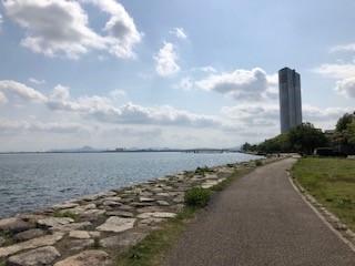 びわ湖湖岸2
